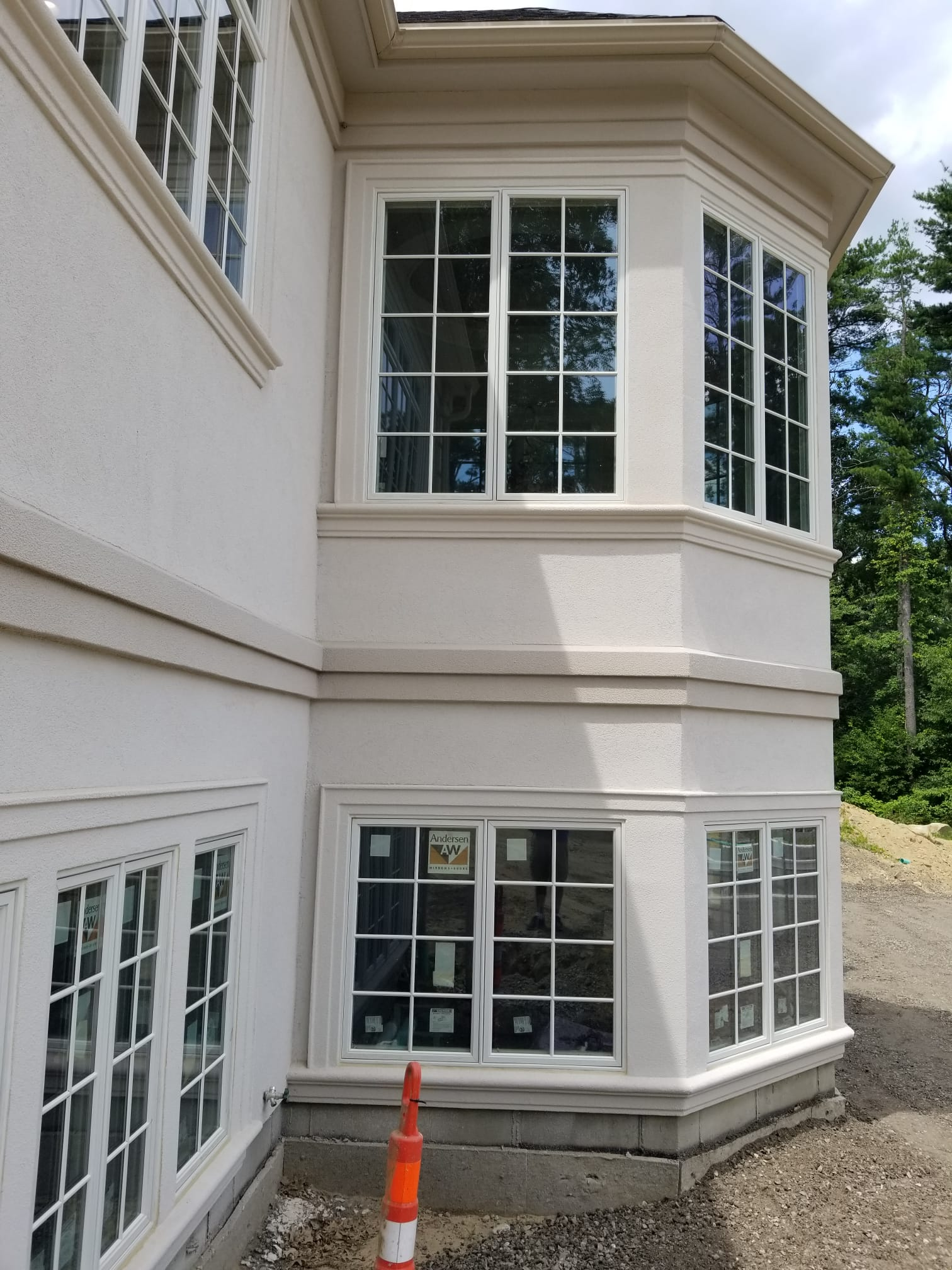 Topline construction, stucco, e.i.f.s, cleaning and restoration building, commercial or residential.